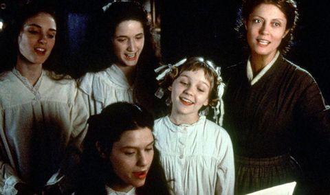 susan saradon: film piccole donne