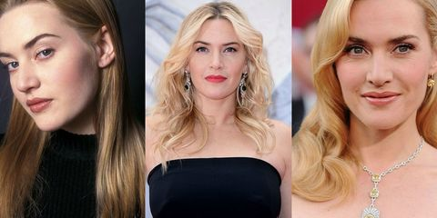 Kate Winslet: beauty look più belli dell'attrice