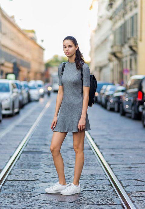 sneakers e scarpe da ginnastica: idee look street style