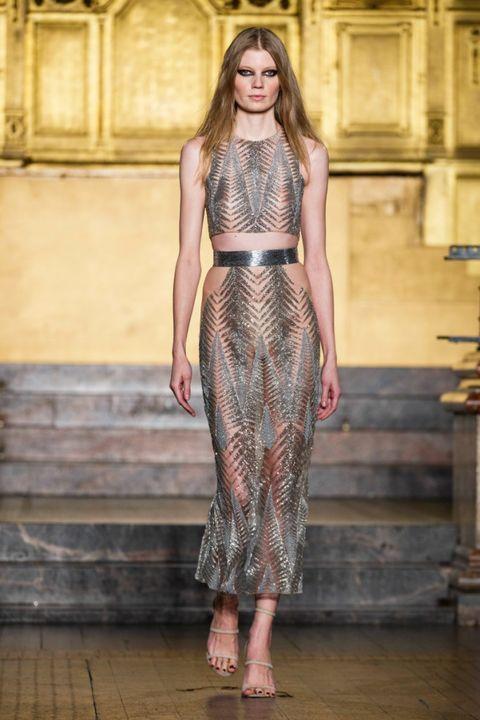 migliori look per la moda autunno inverno 2016 alla london fashion week