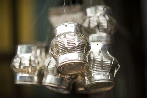 Portacandele Da Giardino : Lanterne portacandele fai da te: 3 idee facili
