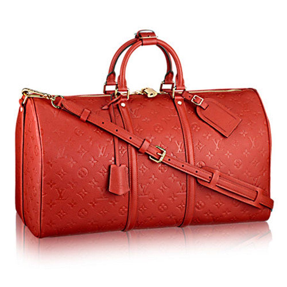 <p>Borsa da weekend<strong> Louis Vuitton</strong></p>