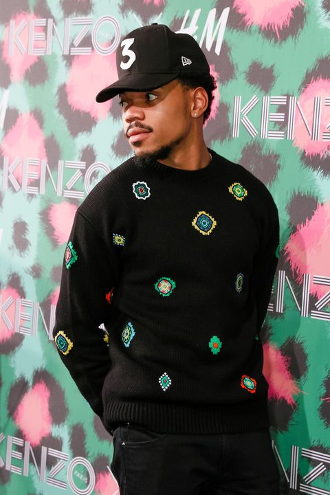 <p>Chance the Rapper</p>