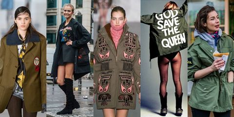6d3429e67b27c1 Parka donna: 10 idee per indossarlo nell'inverno 2016-2017