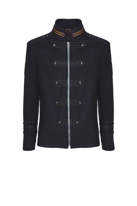Tendenze moda autunno inverno 2016-2017 giacca da ufficiale