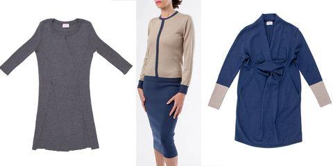 Tendenze moda autunno 2016-2017 abiti in maglia