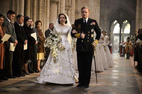 """<p>Quest'attesissima <strong>serie originale Netflix</strong> racconta la giovinezza e l'incoronazione della <strong>Regina Elisabetta I </strong>e la sue relazioni con il padre <strong>Re Giorgio VI</strong>, il marito <strong>Principe Filippo </strong>e il Primo Ministro <strong>Winston Churchill</strong>. <a href=""""http://www.gioia.it/spettacolo/tv/g1144/serie-tv-da-non-perdere-fine-estate-2016/"""">La serie vede protagonista Clare Foy</a> nella parte di Elisabetta ed è stata creata da <strong>Peter Morgan</strong>.<br></p><p><strong>Disponibile dal 11/4/16</strong></p>"""