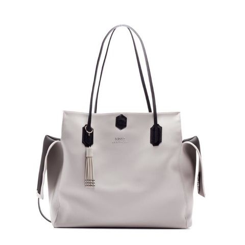 tendenze moda autunno inverno 2016-2017 borsa bianco natale