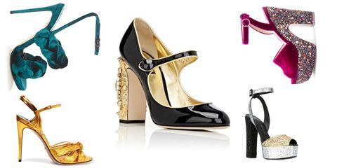 Scarpe per Capodanno e natalizie  scegli i sandali invernali più glam 7dbfdac83f0