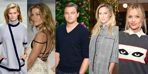 Leonardo Dicaprio: tutte le ex fidanzate