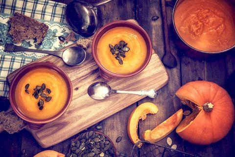 crema di zucca le ricette leggere senza patate per il comfort food dell'autunno