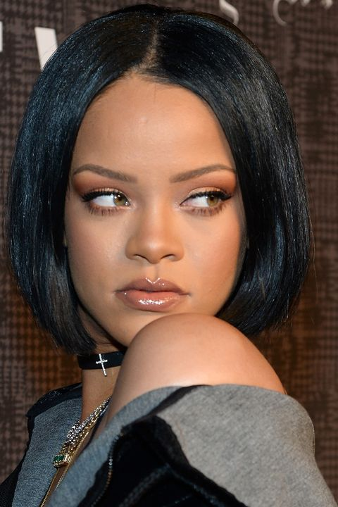 """<p>Rolled ends are the hair equivalent of slip dresses and chokers: overtly sexy in a throwback kind of way.<span class=""""redactor-invisible-space"""" data-verified=""""redactor"""" data-redactor-tag=""""span"""" data-redactor-class=""""redactor-invisible-space""""> Rihanna wore all three at once earlier this year to really drive home the point.</span></p>"""