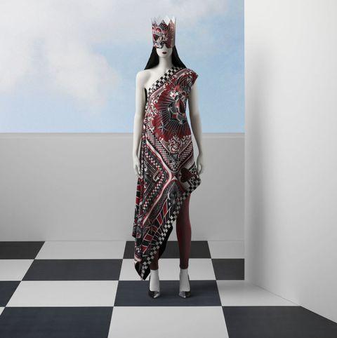 Jean Paul Gaultier per OVS: la maglia asimmetrica  moda autunno inverno 2016-2017