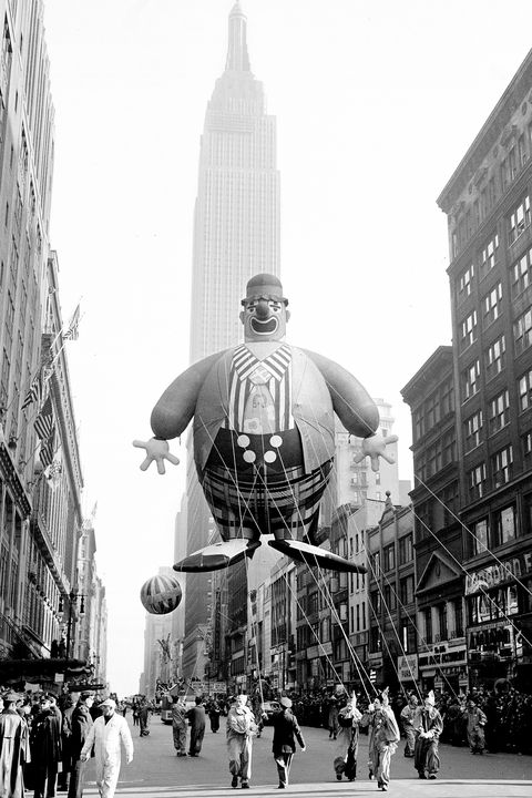 <p>Every year millions of Americans tune in to watch the Macy's Thanksgiving Parade, but did you know that the parade has European origins? In 1924, the store's immigrant employees decided to celebrate the beginning of the Christmas season like they would have in their European homelands—with a parade with  knights, jugglers and clowns. The balloons weren't introduced until 1927.</p>