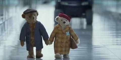 Il video dello spot dell'aeroporto di Heathrow per Natale è tenerissimo