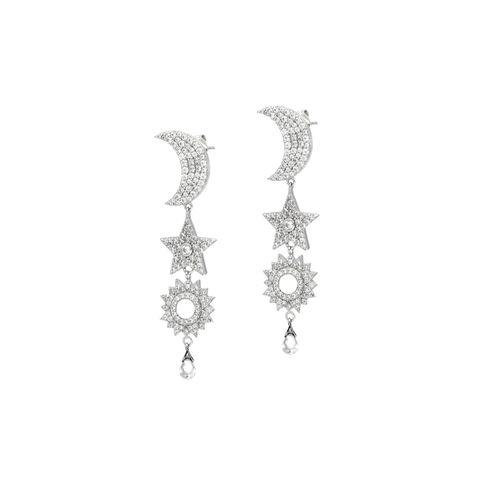 Regali di natale gioielli 2017 orecchini di Michelle Hunziker e Morellato