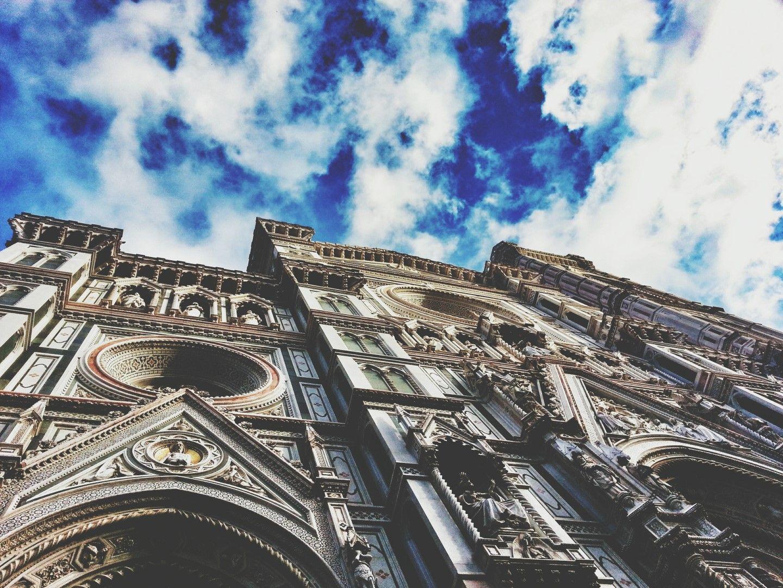 Dove andare in vacanza in Italia in autunno: Cattedrale Santa Maria del Fiore a Firenze.