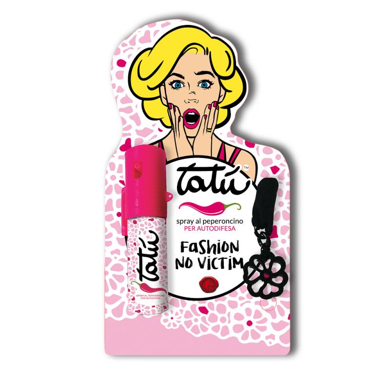 Spray al peperoncino per la sicurezza contro la violenza sulle donne.