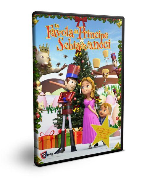 Cartoni animati in dvd.
