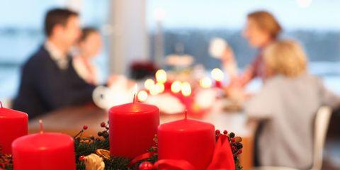 Il galateo per la tavola di Natale
