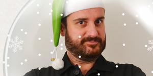 Come sopravvivere al Natale secondo Costantino della Gherardesca.