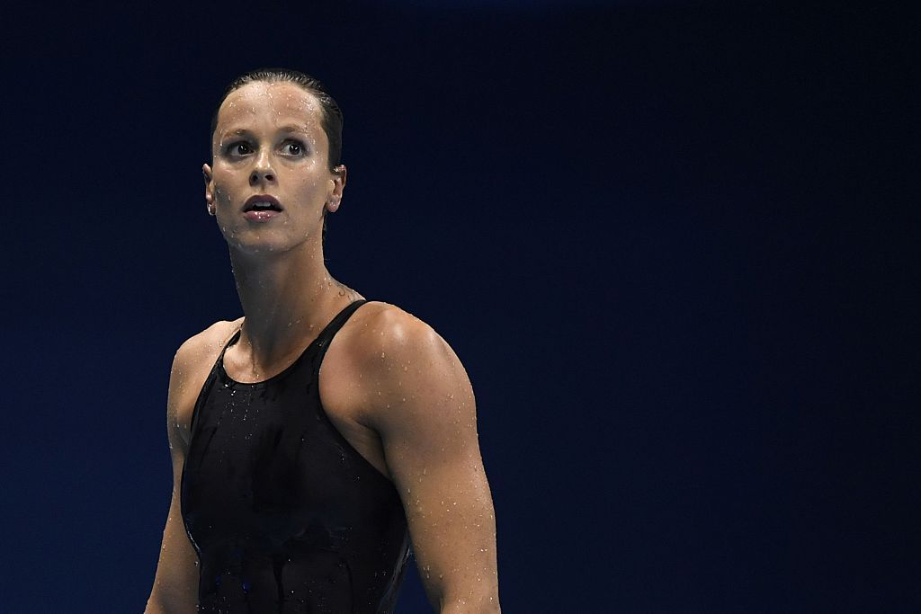 Federica Pellegrini Oro Nei 200 Stile Libero Ai Mondiali Di Windsor