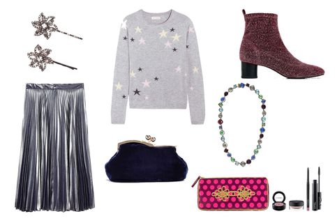 How to take your outfit from the office to the Christmas party