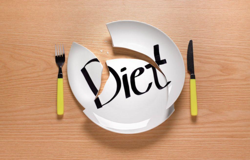diete senza appesantire il cibo