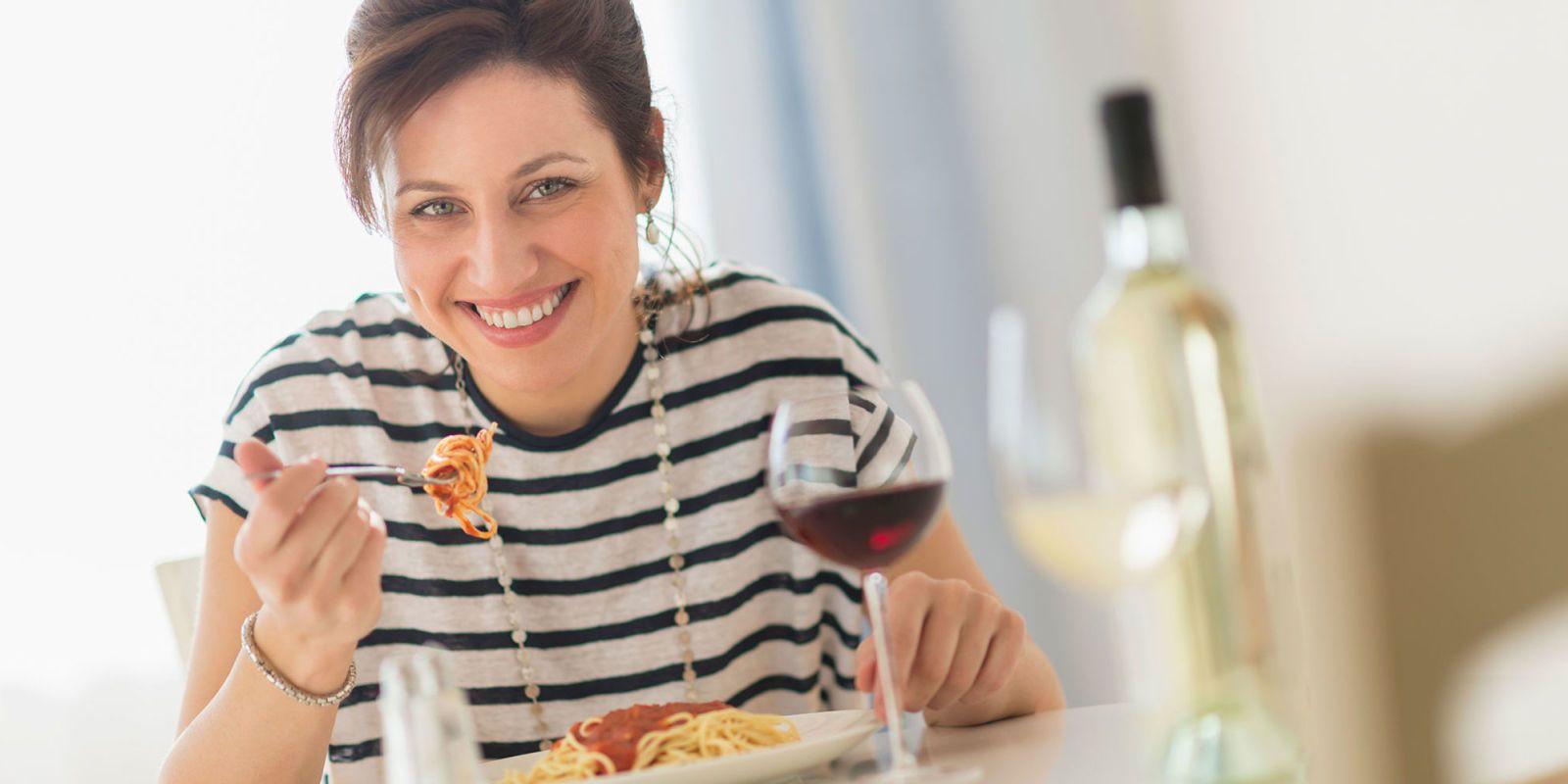 cosa posso mangiare oggi a cena se sono a dieta?