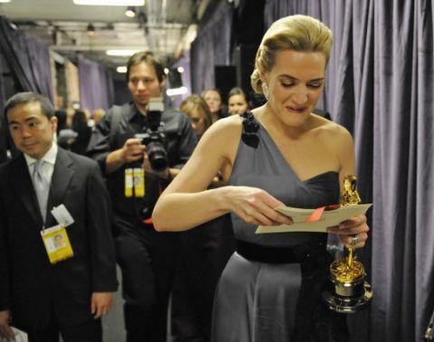premio oscar: le foto del backstage degli attori