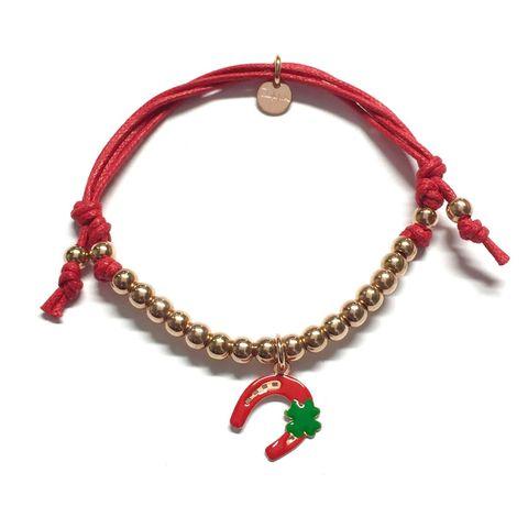 Ecco un accessorio per un outfit capodanno perfetto, il braccialetto di RuedesMille
