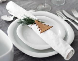 Come Piegare I Tovaglioli 3 Idee Semplici Per La Tavola Di Natale