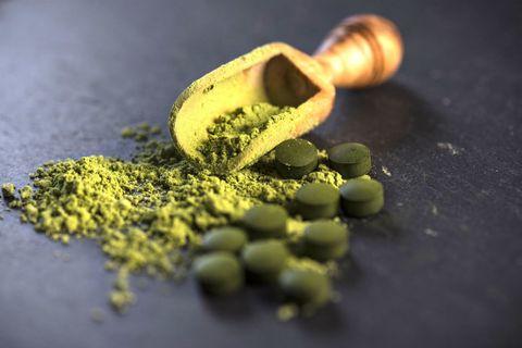 alga spirulina benefici