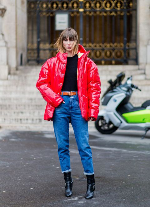 piumini invernali femminili: look street style