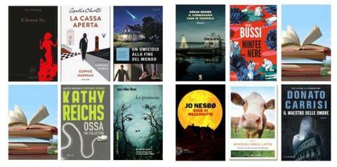 I 10 libri gialli e thriller più belli del 2016