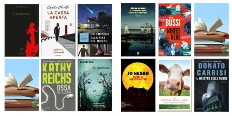 i 10 libri gialli e thriller pi belli del 2016