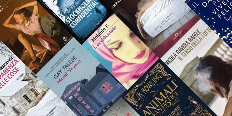 10 libri in uscita a gennaio 2017 che vale la pena di leggere