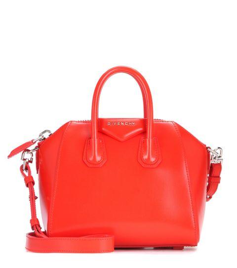 Saldi 2017: borse nei colori pe 2017 come la borsa arancio di Givenchy