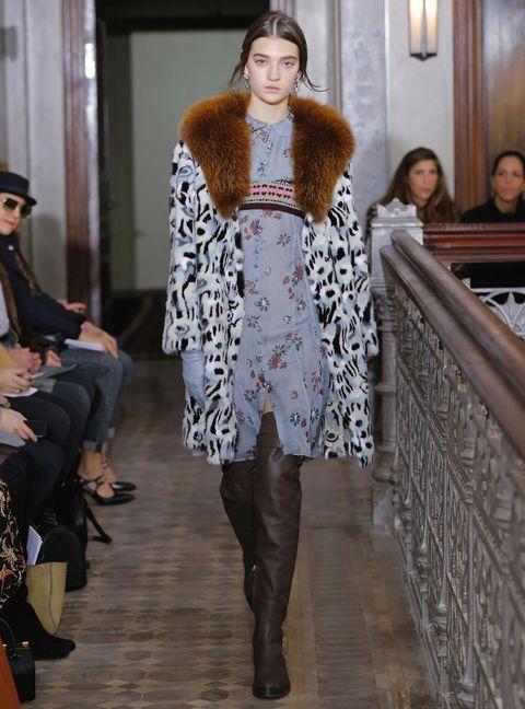 Valentino: collezione moda donna autunno inverno 2017-2018