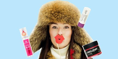 Lip, Headgear, Fur clothing, Costume accessory, Fur, Natural material, Material property, Animal product, Plush, Parka,