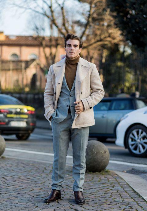 50ed4114f15c Street style uomo: gli outfit 2017 da copiare e da evitare