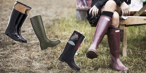 74f5ae29d7 Sono entrati (lentamente) nei cuori delle donne: gli stivali di gomma ci  hanno messo del tempo, ma sono di fatto diventati gli accessori  irrinunciabili ...
