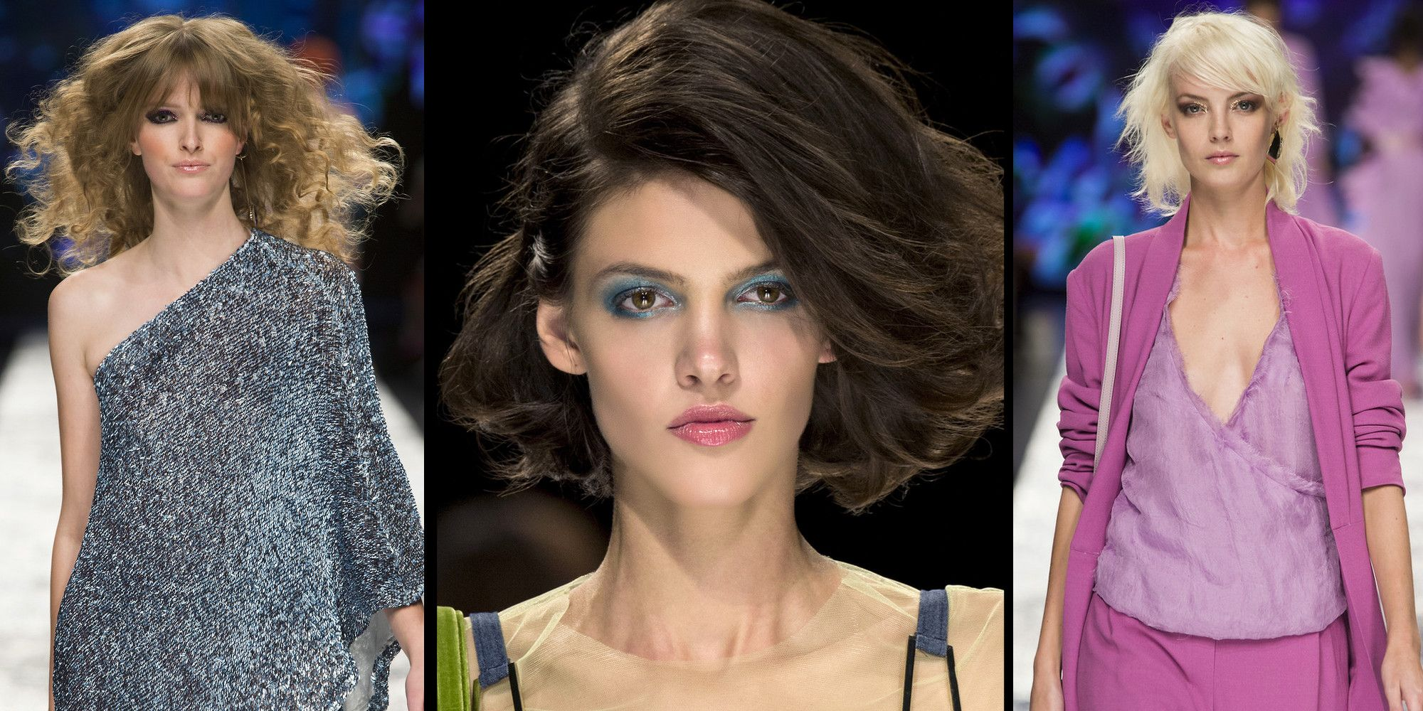Come tenere lisci i capelli corti