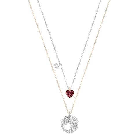 Gioielli San Valentino 2017: idee-regalo-per-lei come la collana wishes di Swarovsky