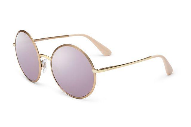 Gli occhiali da sole a specchio da donna pi belli - Occhiali a specchio rosa ...