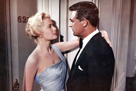 <p>Cary Grant and Grace Kelly take the wheel in this Alfred Hitchcock caper classic as&nbsp;John Robie, a thief trying to catch a thief, and Frances Stevens, a gorgeous blonde heiress along for the ride. A romantic thriller set on the coast of the French Riviera, it's full of intrigue, glitz&nbsp;and that Hitchcockian tension invented by the Master of Suspense.</p>