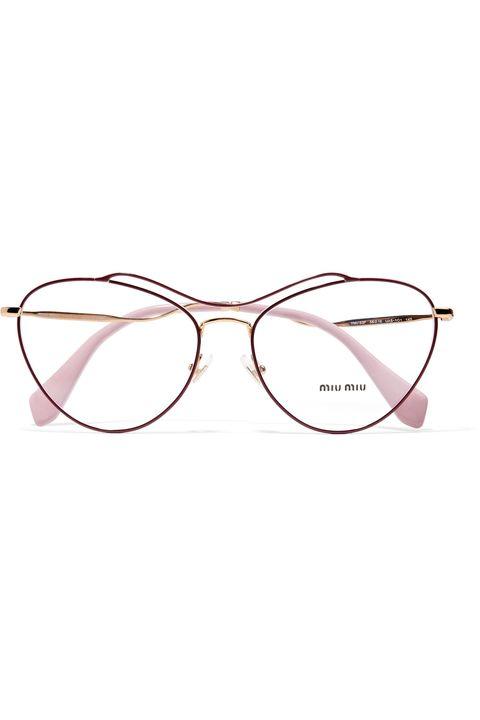 occhiali da vista miu miu