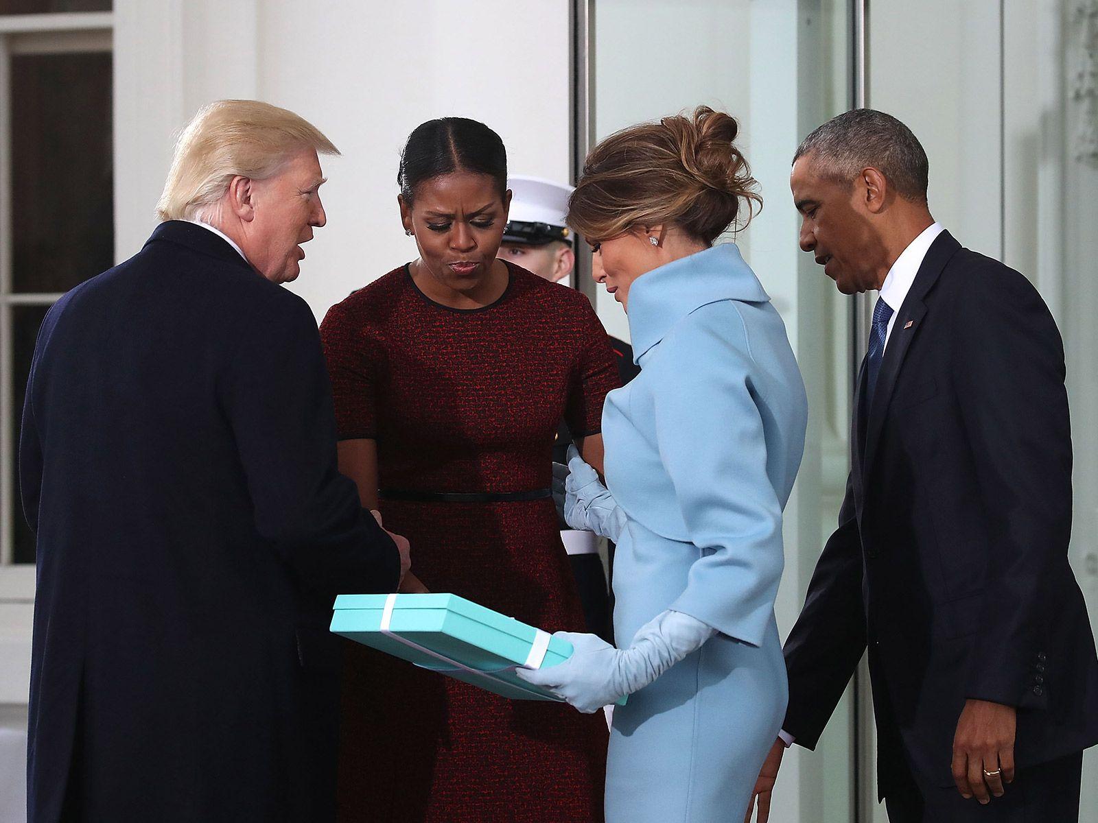 Dal 20 gennaio 2017 Donald Trump è il presidente degli USA: mentre la first family impara la parte, noi abbiamo dato le pagelle ai protagonisti dell'Inauguration Day.