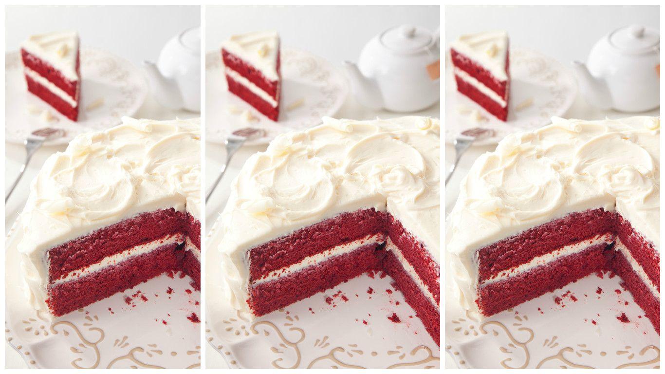 Ricetta Americana Red Velvet.Red Velvet La Ricetta Originale Di Vanilla Bakery