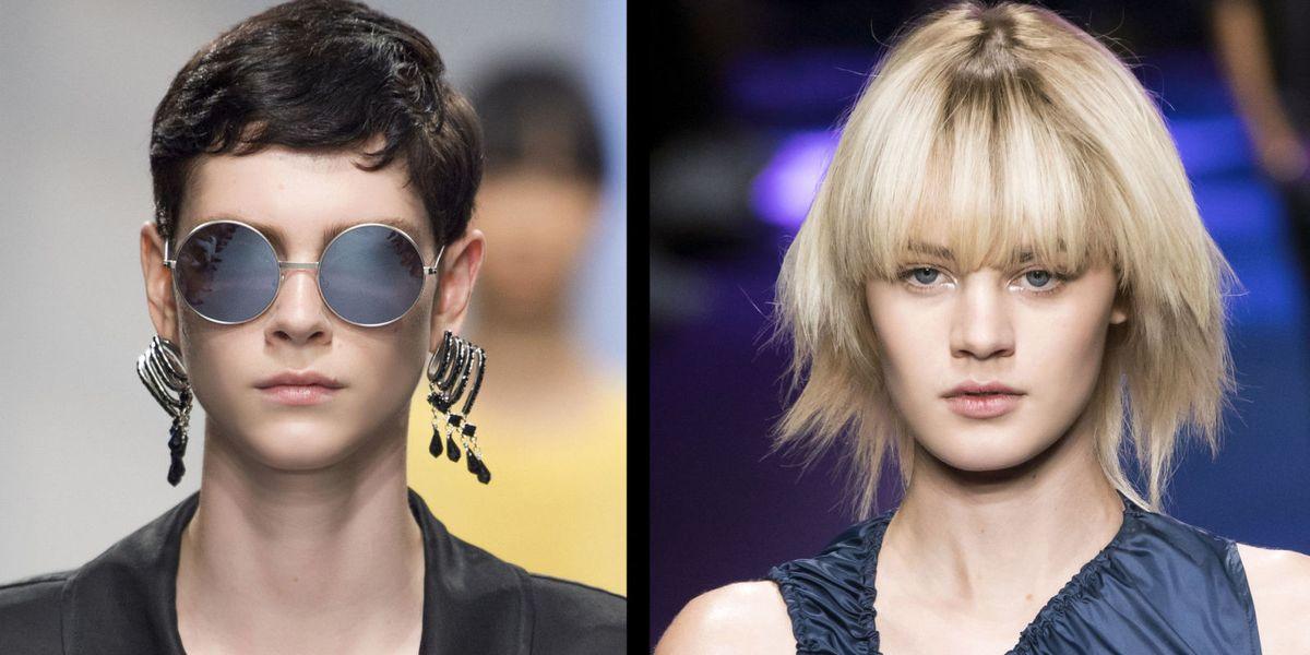 Tagli capelli corti: quale scegliere in base alla forma ...